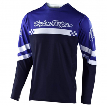 Sprint Jersey Factory Royal Blue/White