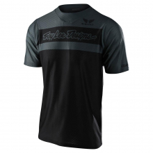 Skyline Air SS Jersey Factory Black/Gray by Troy Lee Designs