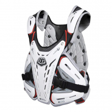 BG5900 Chest Protector White by Troy Lee Designs