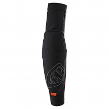 Stage Elbow Guard Black by Troy Lee Designs in Arcata CA