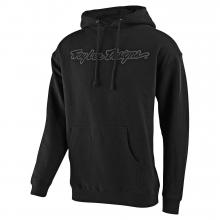 Pullover Hoodie Signature Black
