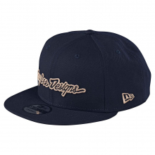 Signature Snapback Navy by Troy Lee Designs