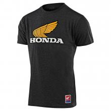 Men's Tld Honda Retro Wing Men's Tee by Troy Lee Designs in Aspen CO
