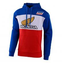 Men's Tld Honda Retro Wing Pullover Hoodie by Troy Lee Designs in Chelan WA