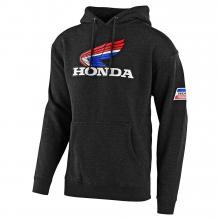 Men's Tld Honda Retro Victory Wing Pullover Hoodie by Troy Lee Designs in Chelan WA
