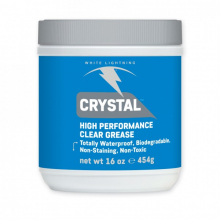 Crystal Grease - 1lb - Tub - Quadlingual by White Lightning