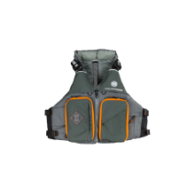 Fisher Pfd L/Xl, Grey - Us/Ul Type Iii by Wilderness Systems in Berkeley Ca