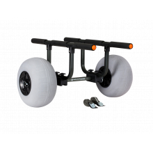 "Heavy Duty Kayak Cart - 13"" Beach Wheels by Wilderness Systems in Arcata Ca"