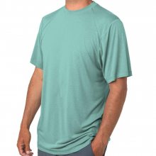 Men's Bamboo Lightweight Drifer Tee by Free Fly Apparel in Leeds Al