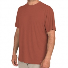 Men's Bamboo Lightweight Drifter Tee by Free Fly Apparel in Glenwood Springs CO