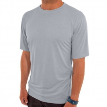 Men's Bamboo Lightweight Drifter Tee by Free Fly Apparel in Florence Al