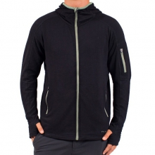 Men's Bamboo Full Zip Hoody by Free Fly Apparel in Bentonville Ar