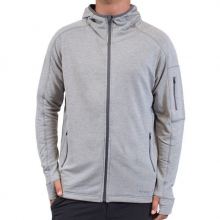 Men's Bamboo Full Zip Hoody by Free Fly Apparel in Savannah Ga
