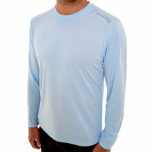 Men's Bamboo Lightweight Long Sleeve by Free Fly Apparel in Charleston Sc
