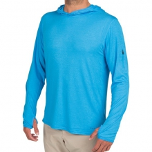 Men's Bamboo Midweight Hoody by Free Fly Apparel in Bee Cave Tx