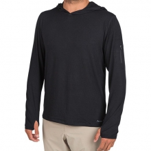 Men's Bamboo Midweight Hoody by Free Fly Apparel in Atlanta Ga