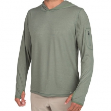 Men's Bamboo Midweight Hoody by Free Fly Apparel in Ellicottville Ny