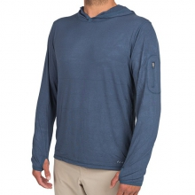 Men's Bamboo Midweight Hoody by Free Fly Apparel in Bentonville Ar