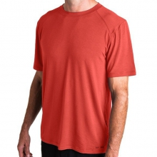 Men's Bamboo Midweight Motion Tee by Free Fly Apparel in Little Rock Ar