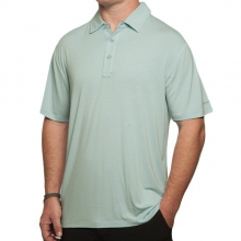 Men's Bamboo Polo by Free Fly Apparel in Heber Springs AR