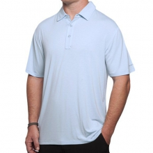 Men's Bamboo Polo by Free Fly Apparel in Omaha Ne