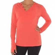 Women's Bamboo Midweight Hoody by Free Fly Apparel in Greenville Sc