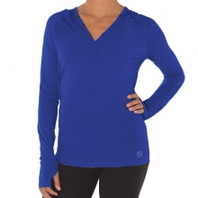 Women's Bamboo Midweight Hoody by Free Fly Apparel in Mobile Al