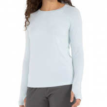 Women's Bamboo Midweight Long Sleeve by Free Fly Apparel in Lancaster PA
