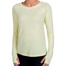 Women's Bamboo Midweight Long Sleeve by Free Fly Apparel in Omaha Ne