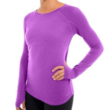 Women's Bamboo Midweight Long Sleeve by Free Fly Apparel in Asheville Nc