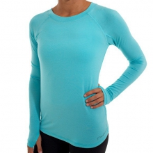 Women's Bamboo Midweight Long Sleeve by Free Fly Apparel in Little Rock Ar