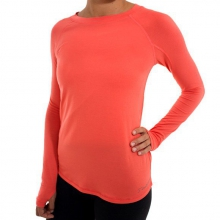 Women's Bamboo Midweight Long Sleeve by Free Fly Apparel in Florence Al