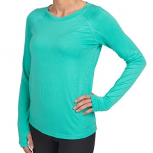 Women's Bamboo Midweight Long Sleeve by Free Fly Apparel in Atlanta Ga