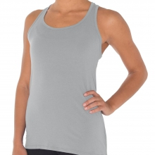 Women's Bamboo Racerback Tank by Free Fly Apparel in Woodland Hills CA
