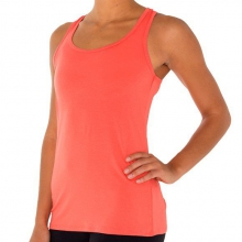 Women's Bamboo Racerback Tank by Free Fly Apparel in Victor Id