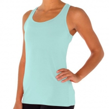 Women's Bamboo Racerback Tank by Free Fly Apparel in Athens Ga