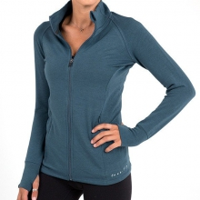 Women's Bamboo Fleece Full Zip by Free Fly Apparel in Glenwood Springs CO