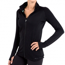 Women's Bamboo Fleece Full Zip by Free Fly Apparel in Atlanta Ga
