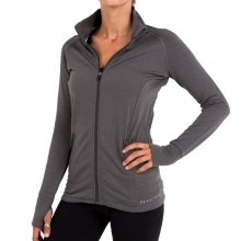 Women's Bamboo Fleece Full Zip by Free Fly Apparel in Charleston Sc