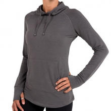 Women's Bamboo Fleece Pullover by Free Fly Apparel in Asheville Nc