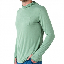 Men's Bamboo Lightweight Hoody by Free Fly Apparel in Bentonville Ar