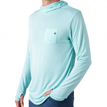 Men's Bamboo Lightweight Hoody by Free Fly Apparel in Asheville Nc