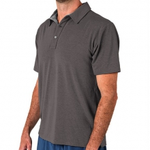 Men's Bamboo Flex Polo by Free Fly Apparel in Omaha Ne