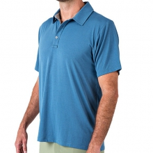 Men's Bamboo Flex Polo by Free Fly Apparel in Fayetteville Ar