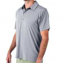 Men's Bamboo Flex Polo by Free Fly Apparel in Asheville Nc