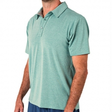 Men's Bamboo Flex Polo by Free Fly Apparel in Athens Ga