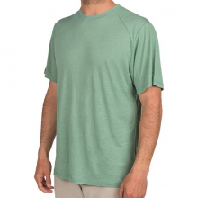 Men's Bamboo Drifter Tee by Free Fly Apparel in Omaha Ne