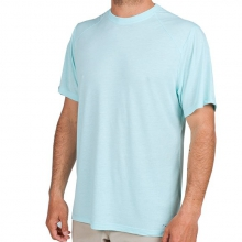 Men's Bamboo Lightweight Drifer Tee by Free Fly Apparel in Huntsville Al