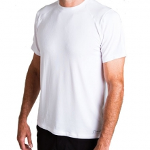 Men's Bamboo Midweight Motion Tee by Free Fly Apparel in Sioux Falls SD