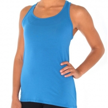 Women's Bamboo Racerback Tank by Free Fly Apparel in Omaha Ne